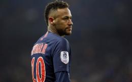 巴黎官方:内马尔未经允许缺席训练,将采取适当措施应对