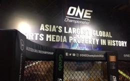 ONE冠军赛参加香港RISE科技展 展示技术驱动型企业形象