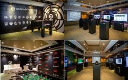 西甲联盟黑科技亮相香港RISE 2019科技峰会:AI提高上座率 新赛季新增两座3D回放技术球场