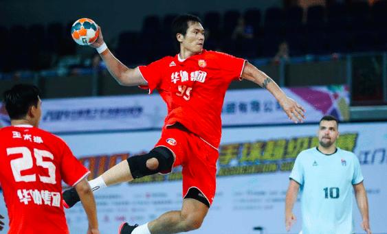 手球联赛重燃战火 中国华体逆转北京