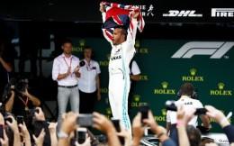 F1英国站汉密尔顿主场夺冠 职业生涯第6次银石赛道登顶