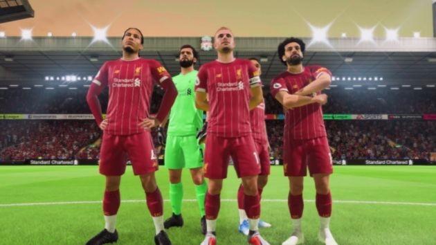 EA成为利物浦官方游戏合作伙伴