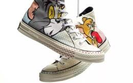 猫和老鼠联名鞋上热搜,运动品牌为何掀起二次元风暴