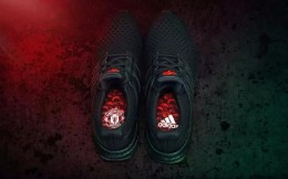 曼联携手阿迪推出首座足总杯冠军110周年纪念鞋款
