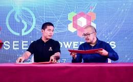 搏击名将张成龙、孔令丰签约POWER FANS  推动中国武术国际输出