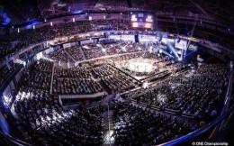 ONE冠军赛成立亚洲最大电竞世界冠军系列赛  首场DOTA2邀请赛奖池为50万美元