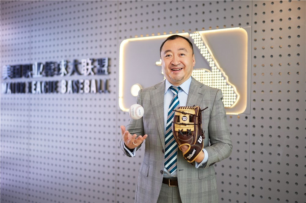 前FOX亚洲区高级副总裁祁冬出任MLB中国区董事总经理