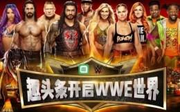 趣头条布局体育内容领域 签约WWE迎来新机遇