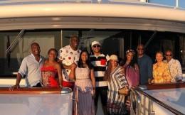 魔术师开启意大利游艇之旅 仅游艇租赁费就接近600万美元