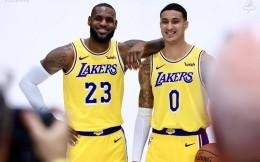 提升收视率 NBA缩减湖人、勇士美东时间晚10点半开球比赛场次