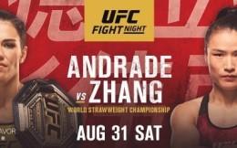 UFC格斗之夜 深圳:中国顶级选手亮相主赛 上演历史性冠军争夺战