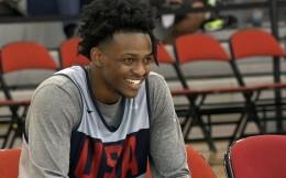 福克斯将退出美国男篮训练营 名单只剩13人