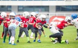 开启中国橄榄球运动新纪元 少年精英队整装待发!