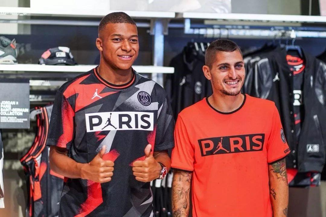 赞助大巴黎欲1亿镑签约英超代言人,Jordan的足球策略双赢了吗?