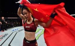"""中国人42秒首夺UFC冠军! 深圳打响体育产业""""先行示范""""头炮"""