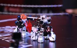 机器人国家级赛事诞生,人工智能开辟体育新边界