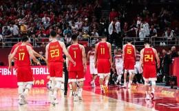 2019篮球世界杯部分排名出炉 中国男篮位列第24