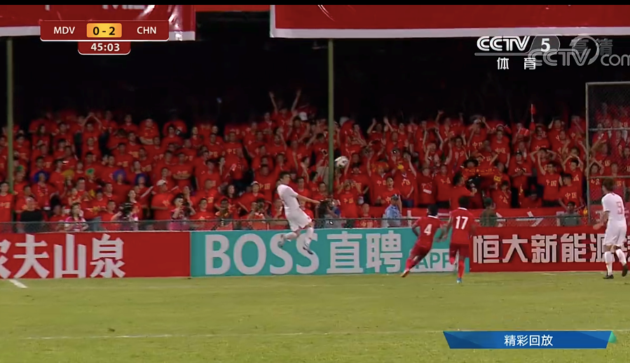 现身世界杯预选赛,BOSS直聘持续发力体育营销