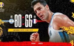 阿根廷与西班牙会师篮球世界杯总决赛