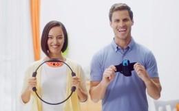 跨界健身,游戏平台任天堂发布《健身环大冒险》