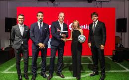 为中国球迷提供便利!西甲与西班牙国家航空携手合作