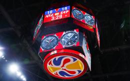 天梭表携形象代言人帕克助力篮球世界杯总决赛