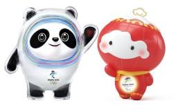 北京冬奥会吉祥物相关产品将于10月5日开卖 还将呈现在门票设计上