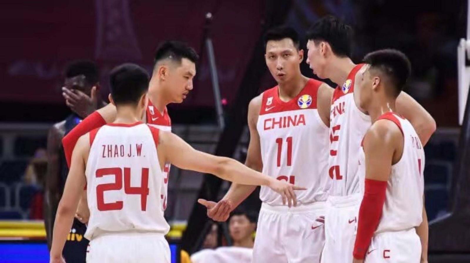 中国男篮获东京奥运会落选赛资格