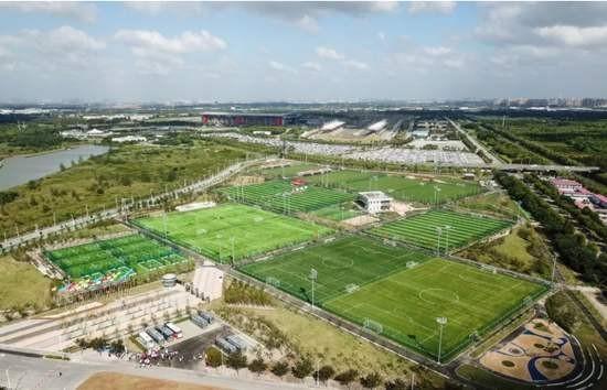 上海市民体育公园一期建设落成 2020年1月1日正式开园