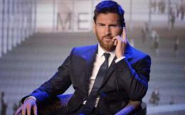 """真正""""梅老板""""!梅西在巴塞罗那推出个人时尚品牌 并出席发布仪式"""