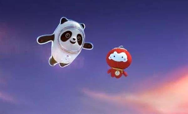 冬奥吉祥物微信表情包上线,用户可免费下载使用