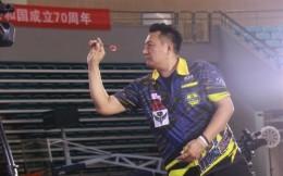 2019中国飞镖公开赛(舟山站)闭幕 中国台北选手普波腾列夺得冠军