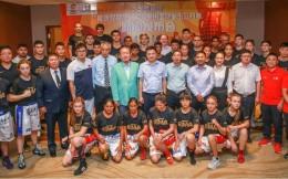2019贵州国际拳击公开赛开赛在即,11国32名拳手齐聚湄潭