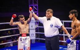 贵州国际拳击公开赛首日战报:何君君晋级,李明艳53秒KO对手