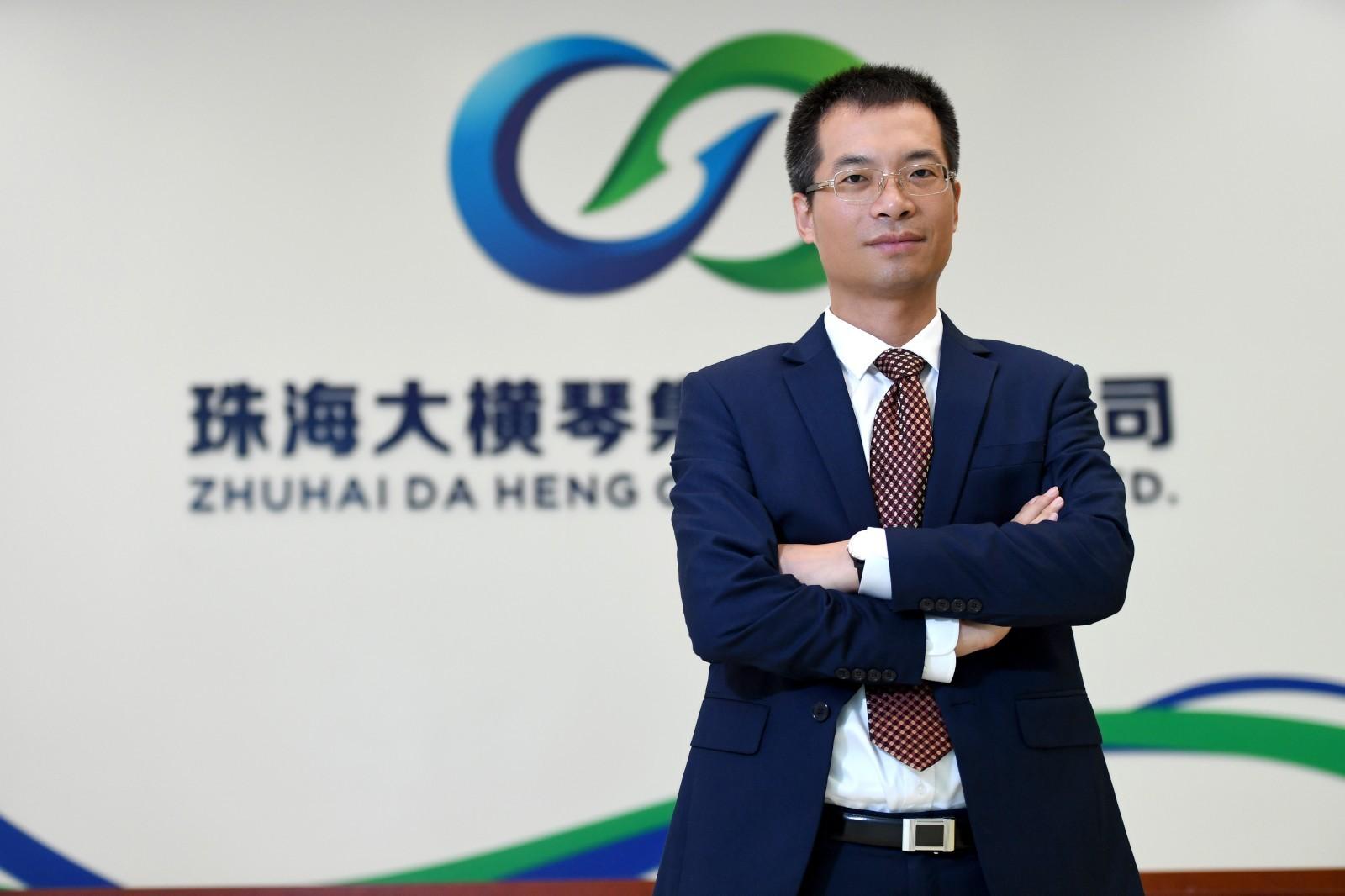 珠海大横琴投资有限公司副总经理祝杰专访:以体育演绎大湾区的精彩故事