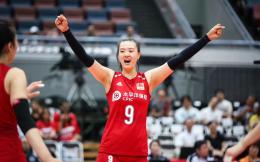 """第一女团加冕世界冠军!中国女排凸显""""她力量""""成东京奥运黄金梦之队"""