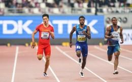 谢震业世锦赛200米跑出20秒03 成中国首位晋级决赛运动员