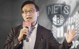 NBA篮网老板蔡崇信针对莫雷事件发表声明:身为炎黄子孙,我必须发声