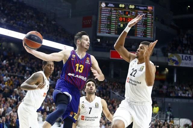 巴萨篮球俱乐部连续5赛季亏损 本赛季预算赤字3226.5万欧元