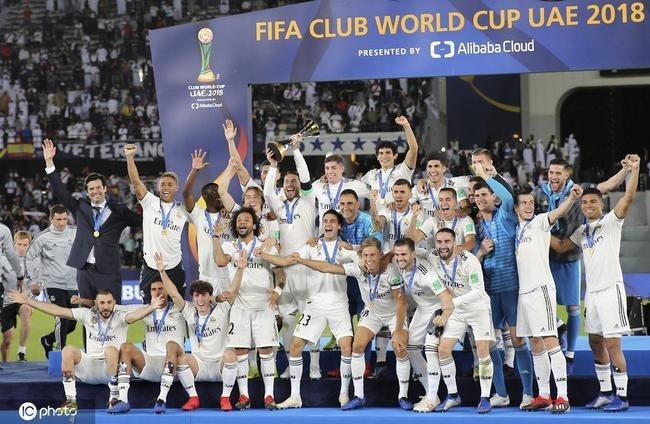 2021年世俱杯主办国即将确定 中国是唯一的候选国