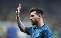 阿根廷将在11月对阵巴西和乌拉圭,梅西届时解禁复出