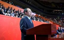 苟仲文当选为新一任国际武联主席,于再清卸任