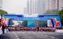 2019杭州马拉松赛道升级,线路微调后出发更顺畅、冲刺更带感