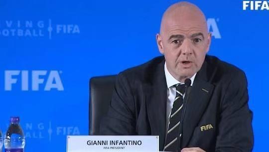 官方:世俱杯取代联合会杯 中国获得2021年世俱杯主办权