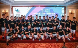 2019中国-东盟拳王赛广西贵港揭幕,9国32名拳手集体亮相