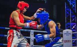 中国-东盟拳王赛中国五人晋级决赛,聂志学重拳KO惊艳全场