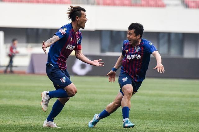 青岛黄海冲超成功,岛城时隔6年再回顶级联赛