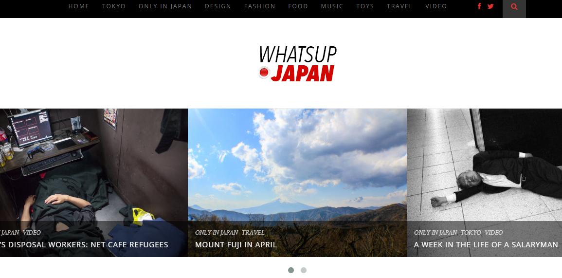 日本开设网站向海外媒体提供奥运及各地话题