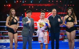 中国-东盟拳王赛激战南宁圆满落幕,中国军团斩获三项冠军