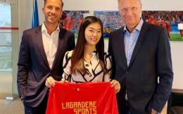 比利时足协与拉加代尔合作 正式开启中国区业务